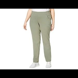 Columbia Anytime Casual Pull On Pants 3X